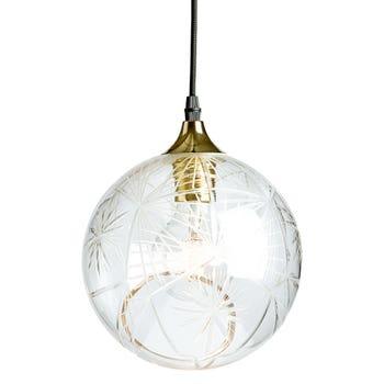 Ballroom Diamond Pendant Light
