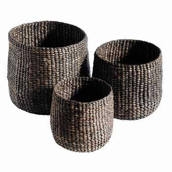 Basket Round Set of 3