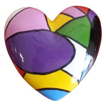 Gisele Heart Box Sculpture