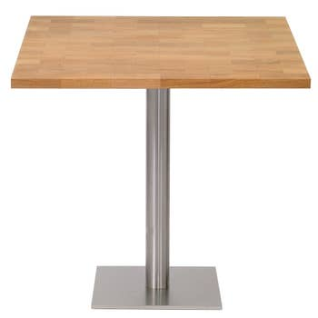 Canteen Square Base Table