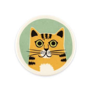 Cat Coaster Set of 4
