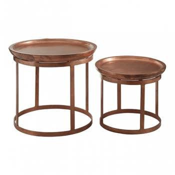 Oslo Side Table Set of 2