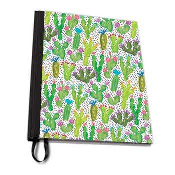 Desert Cactus A4 Notebook