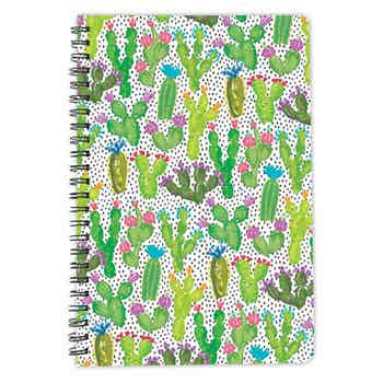 Desert Cactus A5 Notebook
