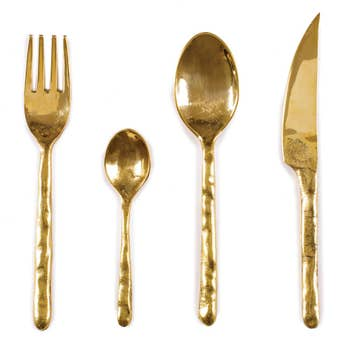 Fingers Cutlery Set Of 4