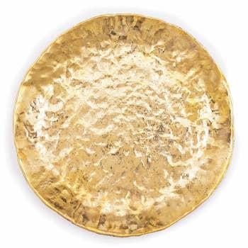 Fingers Gold Dish