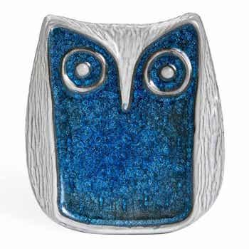 Glass Menagerie Screech Owl