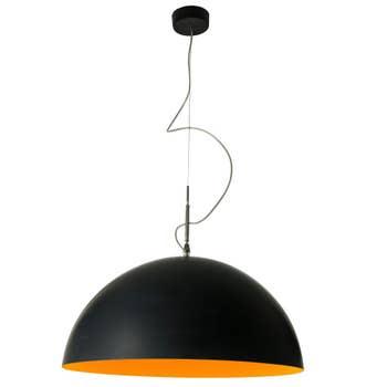 Luna Ceiling Light ETL Black