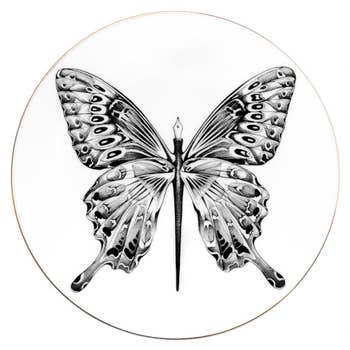 Butterfly Pen Plate