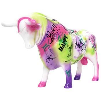 Bull Sculpture So Stylish