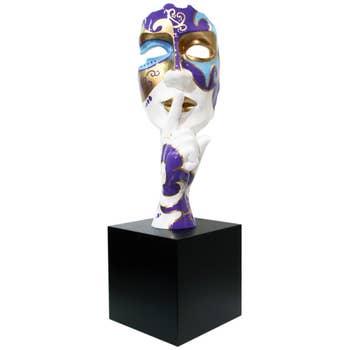 Face Sculpture So Venetian