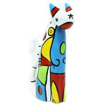 Cat Sculpture Aluci
