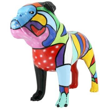 Bulldog Sculpture Picasso
