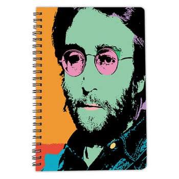John Lennon A5 Notebook
