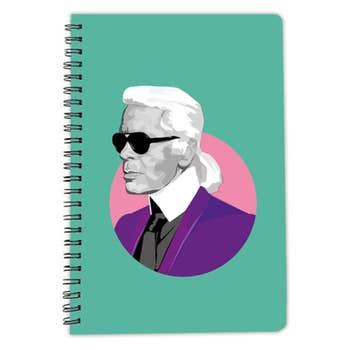 Karl Largerfeld A5 Notebook