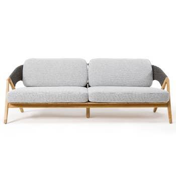 Knit 3 Seater Sofa
