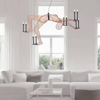 Ceiling Light – Limbo Acrobat