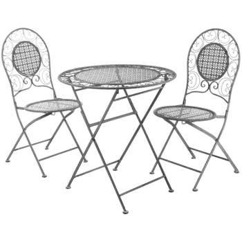 Magnolia 3pc Table Set