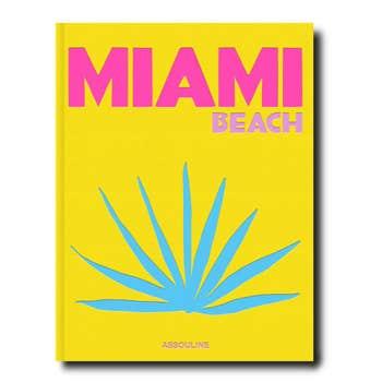 Miami Beach Travel Book