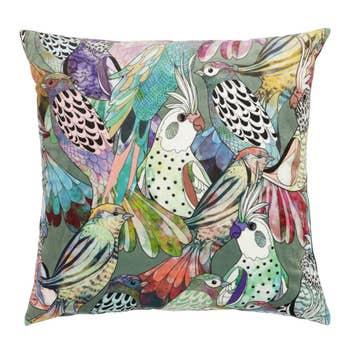 Creation Green Cushion