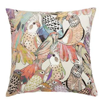 Creation Pink Cushion