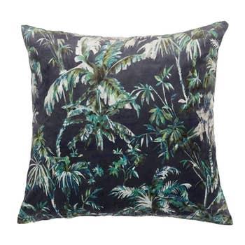 Plantation Green Cushion