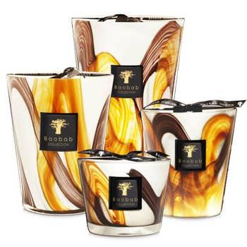 Nirvana Spirit Baobab Candle