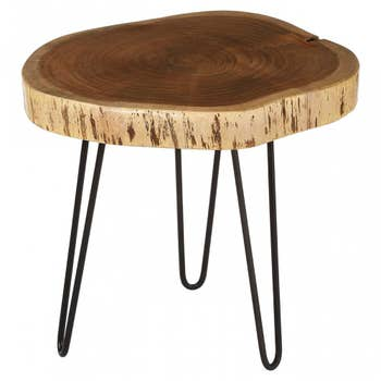 Stavenger Acacia Side Table