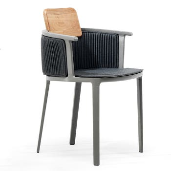 Nicolette Fabric Dining Chair