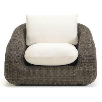 Phorma Armchair with Cushion