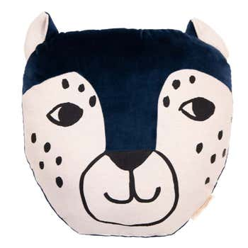 Wild Animal Leopard Cushion