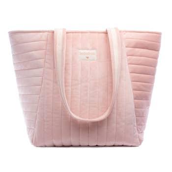 Savanna Maternity Bag Pink