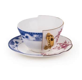 Hybrid Tea Cup – Zenobia