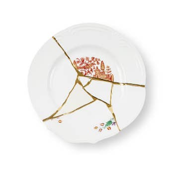 Kintsugi Dinner Plate 1