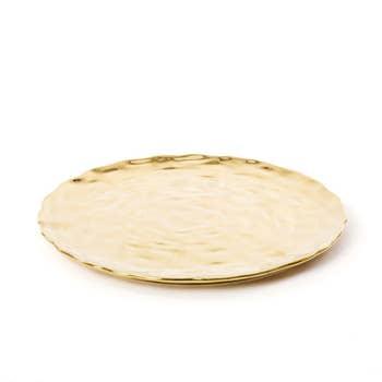 Fingers Porcelain Plate