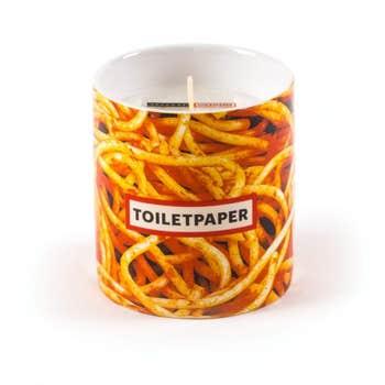 Spaghetti Scented Candle