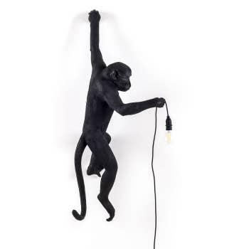The Monkey Hanging Lamp Left