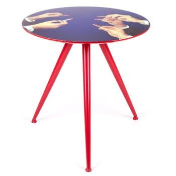 Lipstick Coffee Table