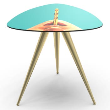 Drill Side Table