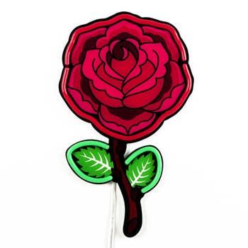 Rose LED Neon Sign