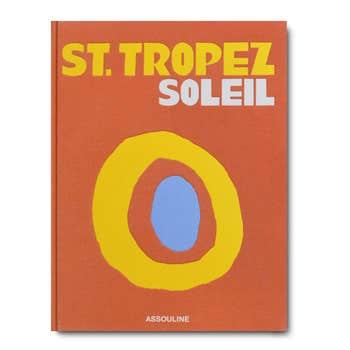 St. Tropez Soleil Travel Book