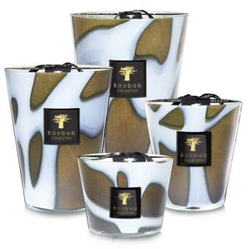 Stones Agate Baobab Candle