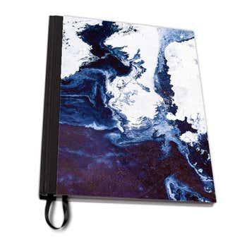 Surface Concept A4 Notebook