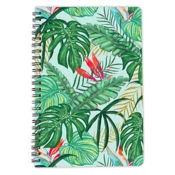 The Tropics III A5 Notebook