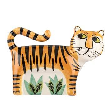 Handmade Tiger Money Box