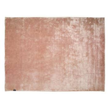 Velvet Tencel Pale Dogwood Rug