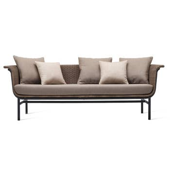 Wicked Lounge Sofa Taupe
