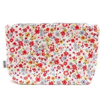Posie Cotton Wash Bag