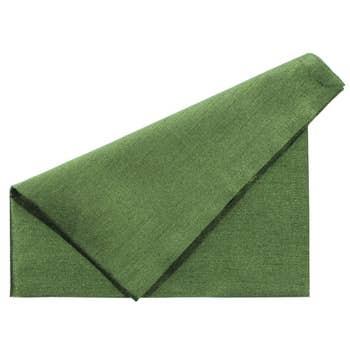 Dupion Green Napkin