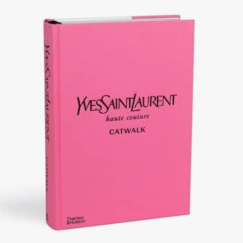 Yves Saint Laurent CatwalkBook